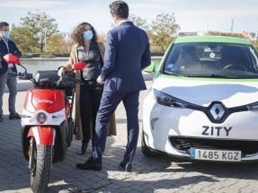 """La Comunidad de Madrid repartirá """"bonos gratuitos de 1.250 euros para alquiler de vehículos eléctricos"""" a quienes achatarren el vehículo propio"""