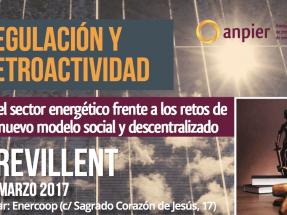 La energía a debate en Crevillent, en una nueva jornada organizada por Anpier