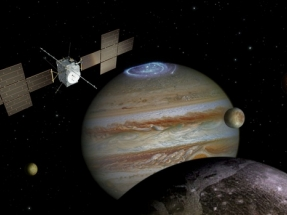 Paneles solares de 97 metros cuadrados, los más grandes en la historia... de las misiones interplanetarias