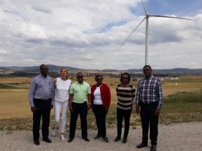 El ICEX presenta la Marca España de las energías renovables a una comitiva llegada desde Kenia