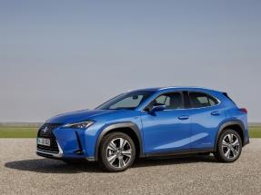 Lexus garantiza un millón de kilómetros en la batería de su modelo UX 300 eléctrico