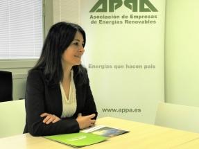 """Lucía Dólera, directora de Proyectos de APPA Renovables y coordinadora del proyecto europeo iDistributedPV: """"El autoconsumo no necesita subvenciones"""""""