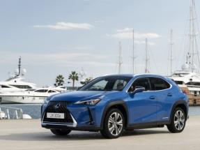 Lexus elige Valencia para la presentación mundial de su primer modelo 100% eléctrico