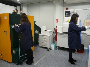 Restos de podas, vides y kiwis cuentan con un nuevo laboratorio para mejorar su conversión en biocombustibles