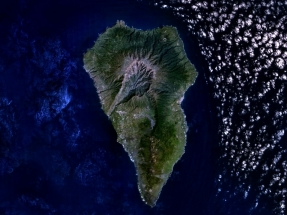 La Palma Renovable descubre documentos que revelan que la minihidráulica Salto del Mulato no es de Endesa