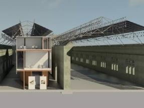 Un edificio que combina autoconsumo fotovoltaico, termosolar, eólico y geotérmico recibe el Premio Enerinvest