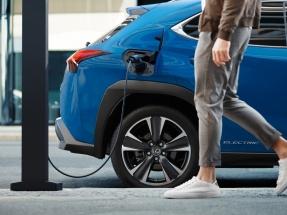 Lexus presenta su primer modelo 100% eléctrico