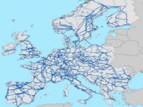 La red de líneas eléctricas podría convertirse en un gran corredor ecológico para la fauna