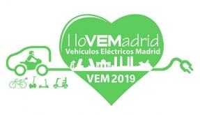 La Feria del Vehículo Eléctrico VEM2019 cambia de fecha al 7-9 de junio