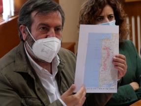 """El BNG demanda un modelo de desarrollo eólico """"que deje beneficios en Galicia"""" y denuncia el modelo depredador de Feijóo"""