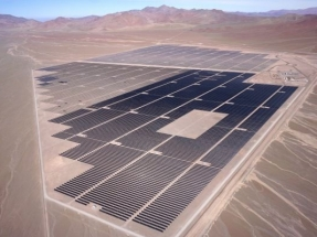 Autorizan el primer parque solar FV del mundo que ofrece servicios auxiliares a la red