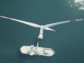 """La eólica marina """"produce"""" 2,5 puestos de trabajo por megavatio instalado"""