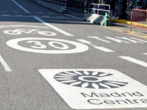 Un juzgado ordena la paralización cautelar de la moratoria de multas en Madrid Central