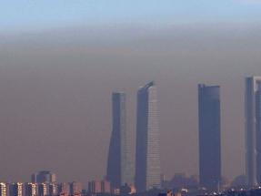 El consumo en calefacción se disparó un 47% durante el paso de Filomena por Madrid