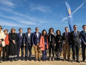 El año en el que Extremadura inauguró su primer parque eólico