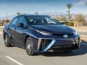 Toyota quiere impulsar la implantacion del vehículo de pila de combustible en España