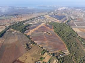 OPDEnergy pone en marcha la planta Miramundo, en el municipio gaditano de Puerto Real