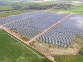 GRS energiza con éxito la Molong Solar Farm en Australia