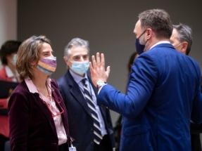 Bruselas da luz verde a la tramitación de la Ley del Clima de la UE en un Consejo histórico