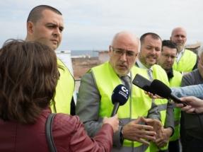Gran Canaria conectará un parque solar fotovoltaico de casi medio megavatio dentro de 90 días