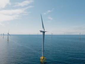 El mayor parque eólico de Escocia, Moray East, ya tiene todas sus turbinas instaladas