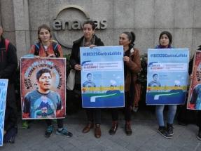 Ecologistas mexicanos denuncian graves violaciones de derechos humanos en el entorno de un proyecto de la española Enagás