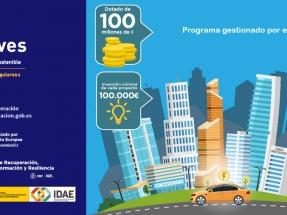 MOVES Singulares II: 100 millones para proyectos innovadores de movilidad eléctrica