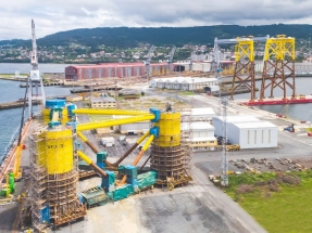 Navantia, Windar y Harland & Wolff se unen para desarrollar parques eólicos marinos en Reino Unido