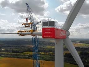 """Nordex fabricará en España las 11 torres y turbinas de un parque eólico que pondrá en marcha """"en el norte del país"""""""