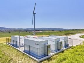 Acciona ya almacena el viento en baterías