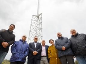 """El gobierno del estado brasileño de Bahía viaja a Navarra a conocer las """"tecnologías pioneras"""" de Nabrawind"""