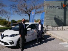 """Renault se alía con Naturgy para impulsar el despliegue del vehículo eléctrico """"en modalidad de renting"""""""
