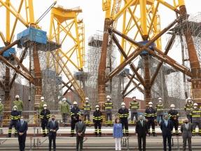 Iberdrola invertirá durante los próximos diez años 30.000 millones de euros en parques eólicos marinos en Estados Unidos y el norte de Europa