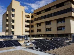 El Hospital de Tudela ahorrará casi 10.000 euros cada año gracias al autoconsumo solar