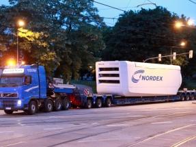 Nordex coloca 12 aerogeneradores donde antes hubo 90