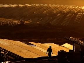 El parque solar fotovoltaico más grande de Europa está en Extremadura