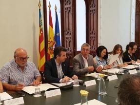 El Gobierno valenciano subvencionará instalaciones de autoconsumo fotovoltaicas y minieólicas en parques empresariales