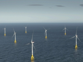 Europa ya tiene más de cien parques eólicos marinos