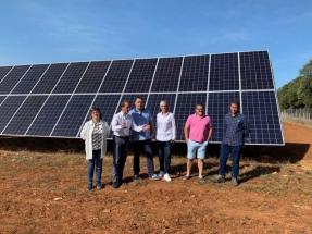 Euskadi, donde bombear agua de regadío con energía solar supone ahorros de hasta el 75% para el agricultor