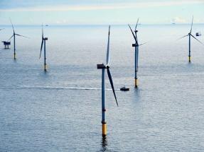 El parque eólico marino global crecerá un 700% en los próximos diez años