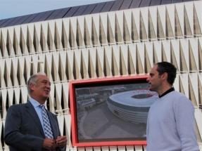 La primera Comunidad Energética Solar de la liga se la apunta el Athletic de Bilbao