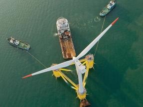 Microsoft presta su Inteligencia Artificial a un proyecto vasco que se centra en las plataformas eólicas marinas flotantes