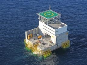 LaPlataforma Oceánica de Canariasrecibe 6 millones de euros para instalar dos cables submarinos de evacuación de electricidad eólica