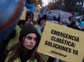 Fridays Future convoca manifestaciones en todo el mundo este viernes para exigir justicia climática