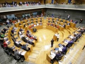 Navarra quiere que en 2030 el 50% de la energía que consuma sea de origen renovable