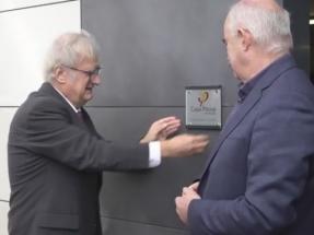 La primera promoción de vivienda pública de alquiler de España que obtiene el prestigioso sello de eficiencia energética Passivhaus está en Navarra