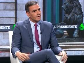 Sánchez insiste en que la factura de la luz de 2021 será similar a la de 2018