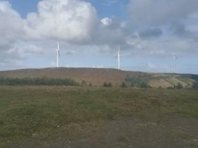 ENEL conecta el parque eólico reformado Pena Ventosa, en Lugo
