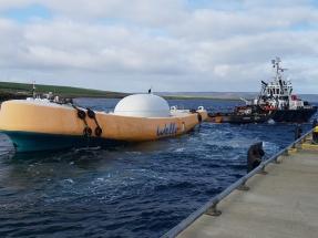La finlandesa Wello probará en aguas de Euskadi un prototipo que aprovecha las olas para producir electricidad