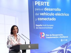 El Gobierno inyecta 4.300 millones de euros a su Proyecto Estratégico de Vehículo Eléctrico